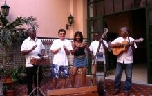 Küba'da canlı müzik
