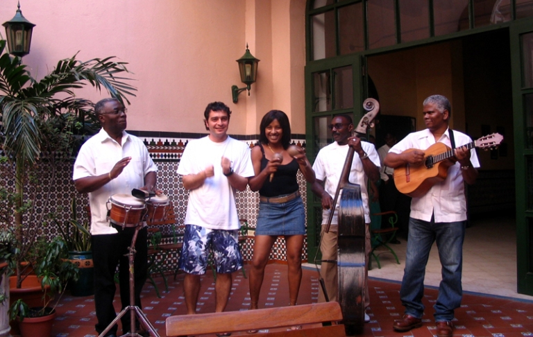 Küba canlı müzik