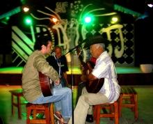 Kübalılarla müzik