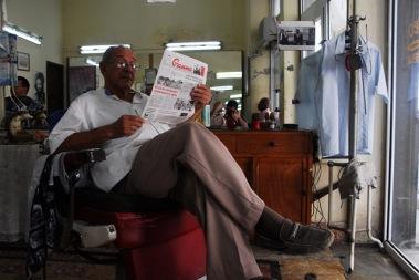 Küba'da okur yazar oranı %100..