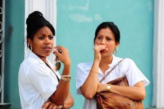 Kadınların ekonomik hayata katılımı yüksek. Parlementonun %47'si kadın..