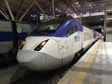 KTX Hızlı Treni