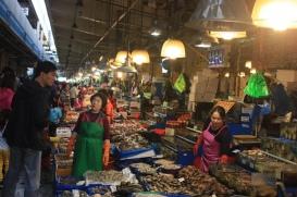 Seul Balık Pazarı