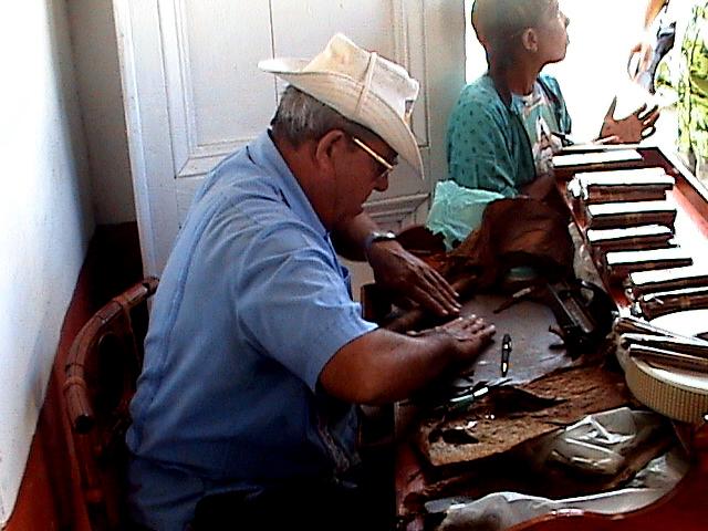 Puro Yapımı, Trinidad