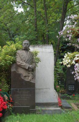 Novodevichye Mezarlığı
