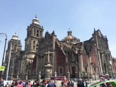 Mexico City Katedrali