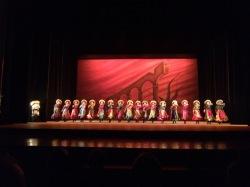 Meksika folklor gösterisi