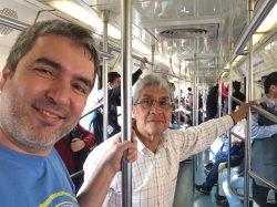 Mexico City metrosu
