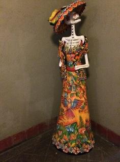 Bir Meksika geleneği