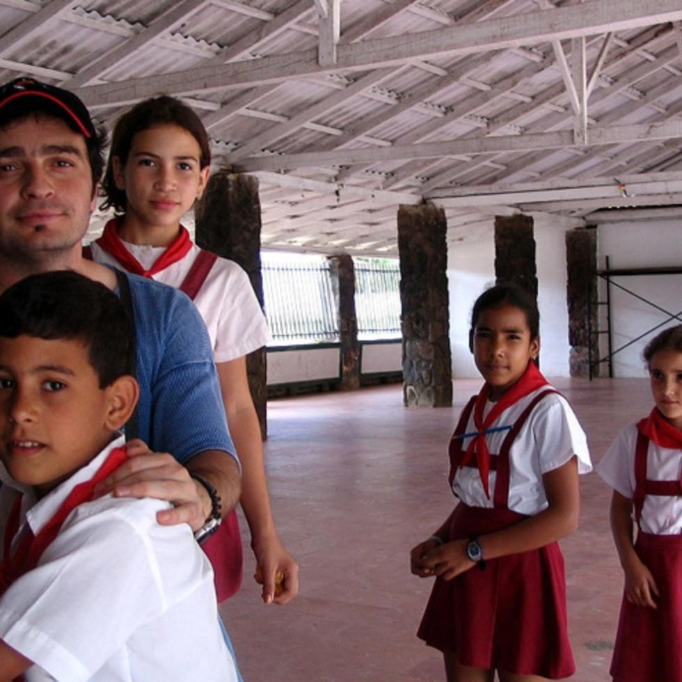 Küba köy okulu