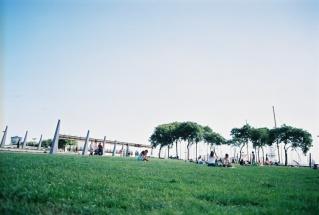 Barcelona sahili