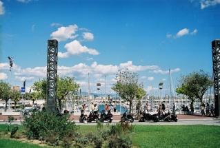 Barcelona yat limanı