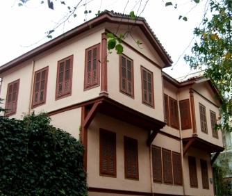 Atatürk'ün Evi. Foto: komsudaneoluyor