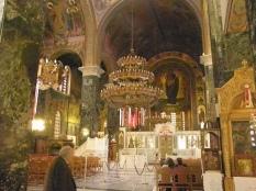 İstanbul'daki orjinalinden esinlenilerek inşa edilen Hagia Sophia Kilisesi. Foto: gezelimgorelimbilelim