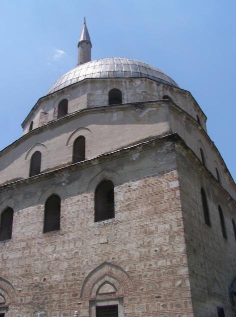 İshak Çelebi Camisi