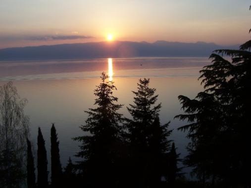 Ohrid Gölü. Foto: dagakactim.blogspot.com